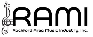 Rockford Area Music Industry supporting music scholarships and programs in Northern Illinois